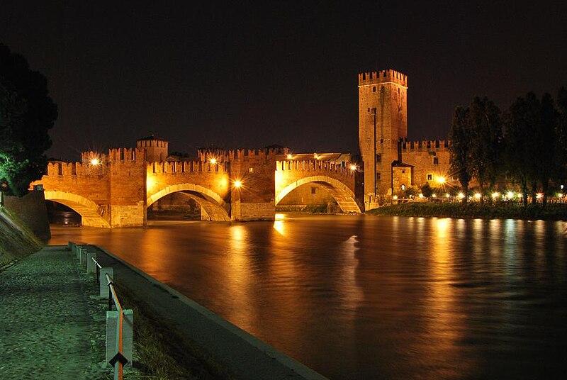 Roteiro em Verona, na Itália