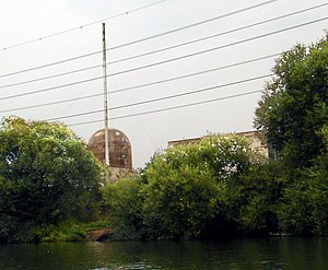 Kahl Nuclear Power Plant - The plant in 2005.