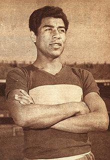 Víctor Benítez Peruvian footballer