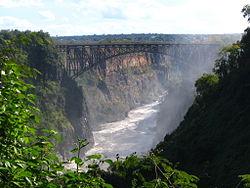 виктория водопад фотографии