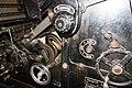 Victoria Heidenau printing press detail (39860232944).jpg