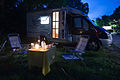 Vienna - A motor home and an open air dinner - 4737.jpg