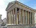 Vienne - Temple d'Auguste et de Julie -4.JPG
