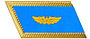 Vietnam People's Air Force general rank lapel
