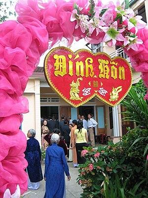 Vietnam culture dating