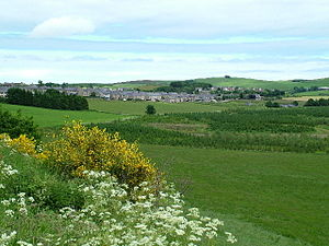 View of Aberchirder from turnout - geograph.org.uk - 27513.jpg