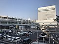 View of north entrance of Hiroshima Station.jpg