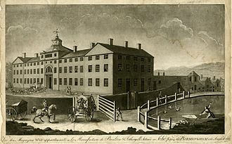 Soho Mint - Soho Mint in 1773