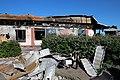 Villabé le 12 septembre 2014 - McDonalds brûlé sur l'aire d'autoroute - 07.jpg