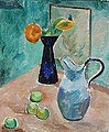 Ville Jais Nielsen - Still life with blue jug.jpg