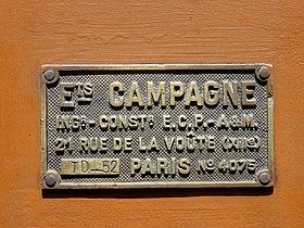 logo de Établissements Campagne