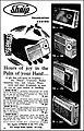 Vintage Advertising For The Sharp Models TR-175, TR-180, TR-182 & TR-203 In The Sydney Australia Morning Herald Newspaper, December 19, 1958 (49618996482).jpg