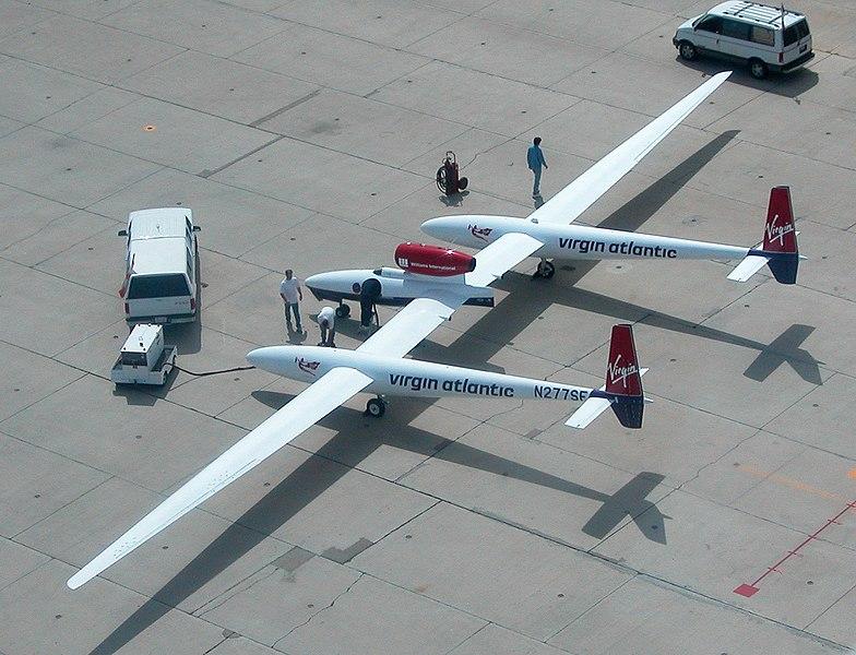 Virgin Atlantic GlobalFlyer