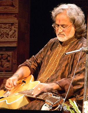 Vishwa Mohan Bhatt - Image: Vishwa Mohan Bhatt 1