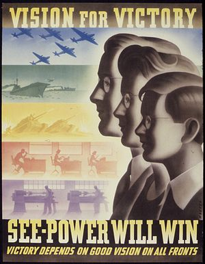 Vision For Victory See-Power Will Win - NARA -...