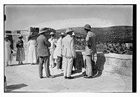 Visit of Prince William of Sweden? to Jerusalem LOC matpc.10407.jpg