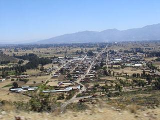Arani Municipality Municipality in Cochabamba Department, Bolivia