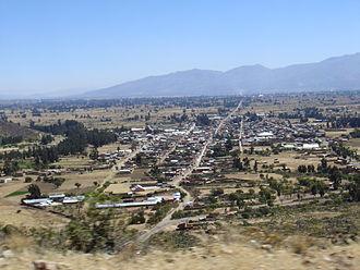 Arani Municipality - Arani