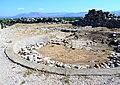 Vista panorámica del actual sitio arqueológico de Tirinto..jpg