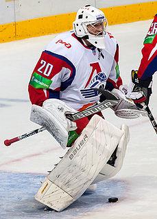 Vitali Kolesnik Kazakhstani ice hockey player