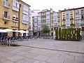 Vitoria - Plaza de la Virgen Blanca 02.jpg