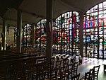 Vitrail église Sainte Lazare de Lèves