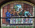 Vitrail de la chapelle St Lucie, Cathédrale de Syracuse.jpg
