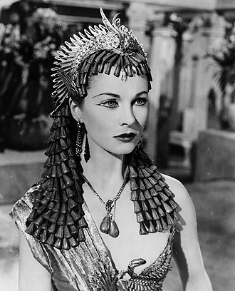 Caesar and Cleopatra (film) - Vivien Leigh as Cleopatra
