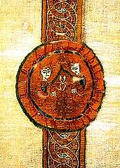 étendard dit voile de sainte Anne à Apt