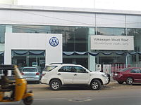 Volkswagen Group Sales India Wikipedia