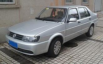 Volkswagen Jetta (China) - Volkswagen Jetta Pioneer (China)