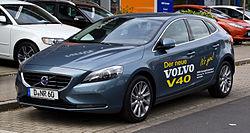 Volvo V40 (2012-2016)