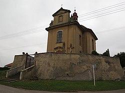 Vršce, kostel svatého Vavřince.jpg
