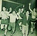 Vuelta olimpica 1961 de Universidad Católica.JPG