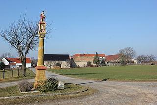 Bildstock (östlicher Ortsausgang)