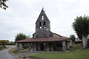 Bajonnette - Saint-Orens church