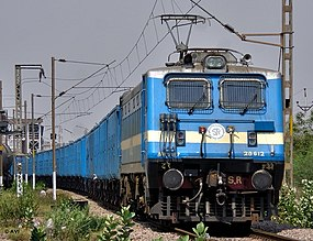 Indian locomotive class WAG-7 - Wikipedia