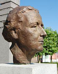 Monument koningin Wilhelmina