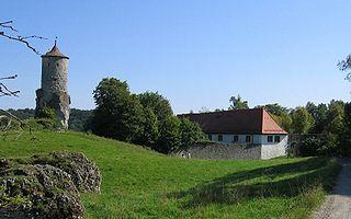 Waischenfeld Castle castle ruin