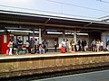 Waiting for the train at Luton Airport Parkway - geograph.org.uk - 1940782.jpg