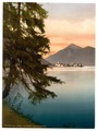 Walchensee, general view, Upper Bavaria, Germany-LCCN2002696303.tif
