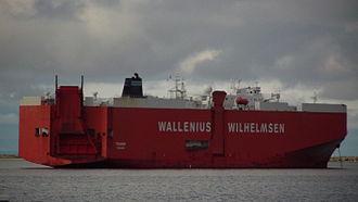Wallenius Wilhelmsen Logistics - Image: Wallenius Wilhelmsen