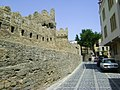 Walls of the fortress of the Baku Old City (Azerbaijan) - 10-12centuries4.jpg