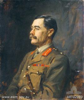 Walter Coxen Australian general