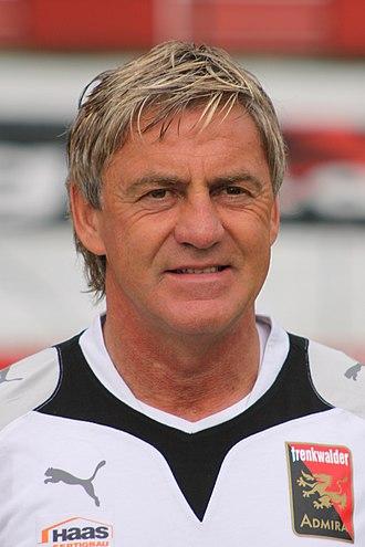 Walter Schachner - Image: Walter Schachner FC Admira Wacker Mödling (1)