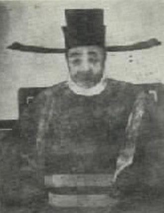 Viceroy of Shaan-Gan - Image: Wangq