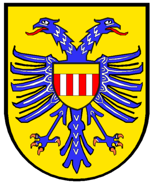 Gemen - Coat of arms of Gemen.