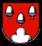 Wappen der Gemeinde Aichelberg