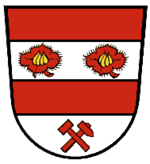 Wappen der ehemaligen Stadt Bockum-Hövel