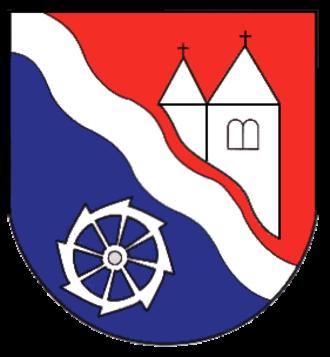 Brecht, Germany - Image: Wappen Brecht (Eifel)
